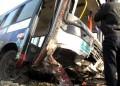 火车撞汽车,责任不用讨论了吧!