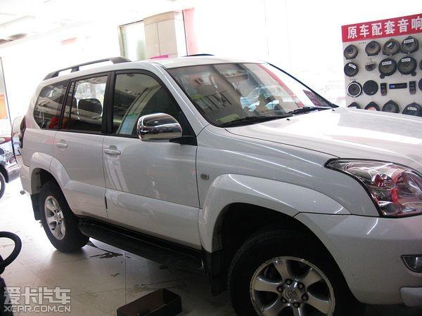 郑州汽车音响改装高清图片