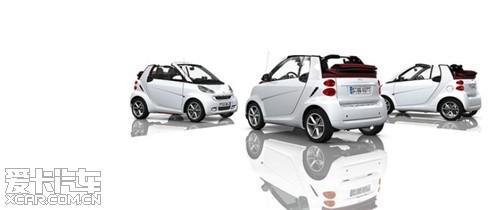 全新的白色tridion安全车体结构将成为可选的客户配置,这种配置曾被