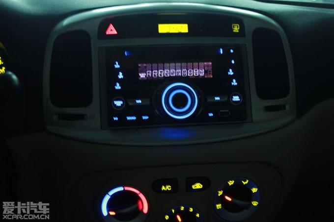 我的雅绅特音响改装作业,歌乐cx201a新款cd主机,方向盘控制高清图片