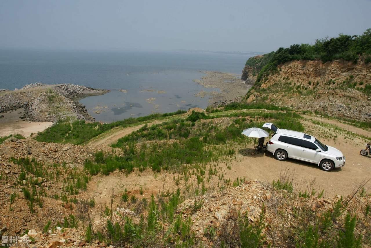 大连长兴岛 ,仙浴湾 ,情人岛 沿海风情自驾游