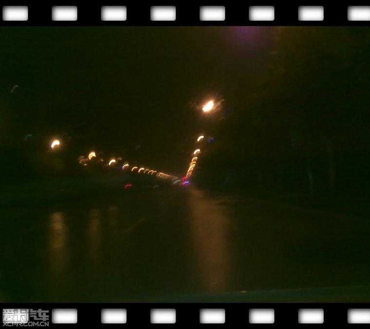 电闪雷鸣 狂风暴雨 记录今日下班路 20110726
