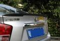 1.5AT精英锋范:改装碳纤头盖、加碳纤尾翼、车顶