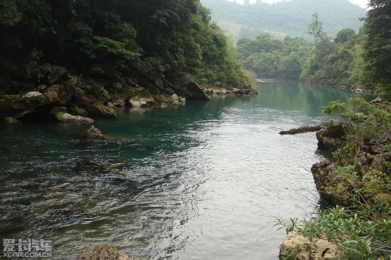 四川避暑亲子自驾游!有山、有水!-爱卡自助游贵州方言视频图片