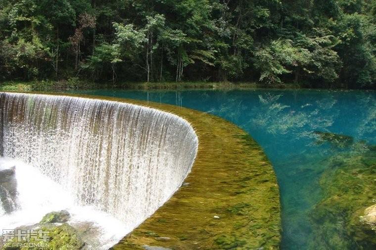 贵州避暑亲子自驾游!有山、有水!-爱卡自助游甲比视频直播图片
