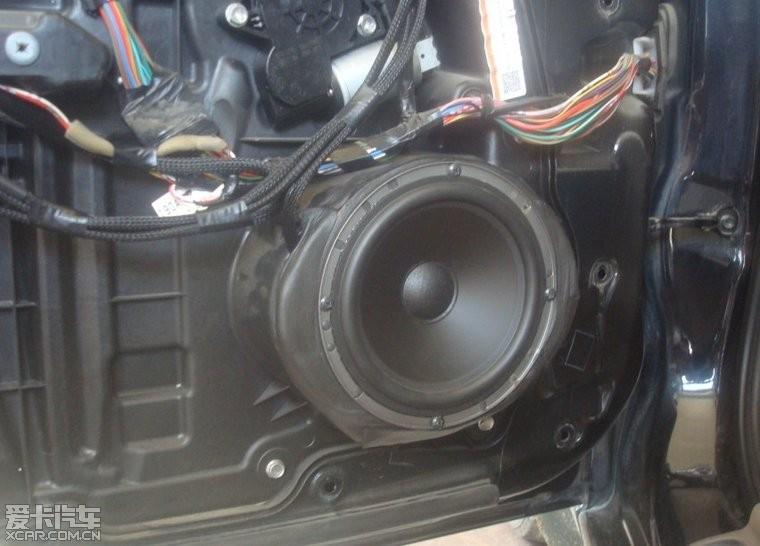 长春汽车音响改装 奔腾b70与波士顿完美演绎高清图片