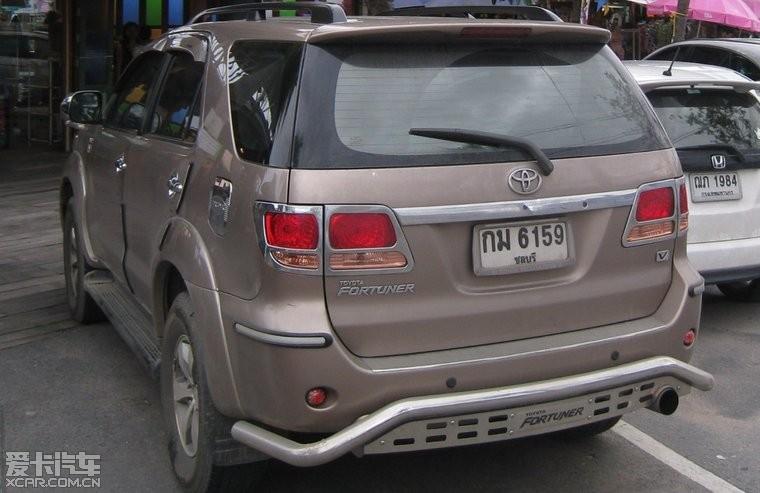 在泰国看到的丰田suv_汉兰达论坛(760x493,84k)-丰田汉兰达论坛