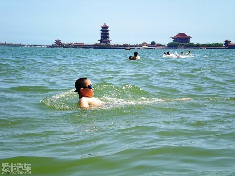 风光片 蓬莱 八仙过海的传说