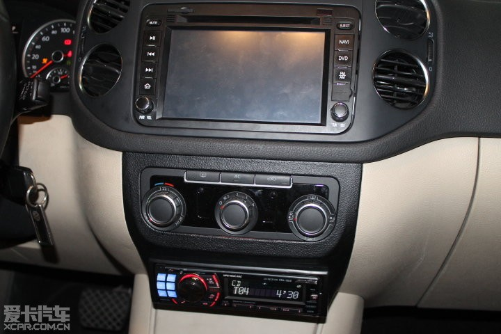 途观 CD和后备箱倒模 汽车音响 音响论坛 音响改装论坛 汽车音响论