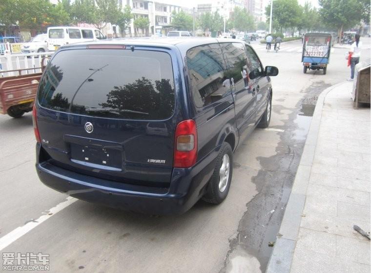 【▆▇█河南郑州出售别克商务GL8正规手续车必须过户█▇▆价格明盘高清图片