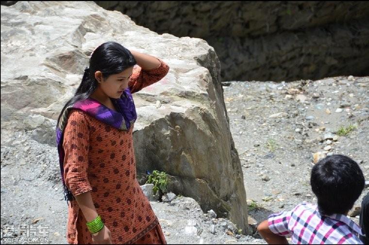 尼泊尔美女