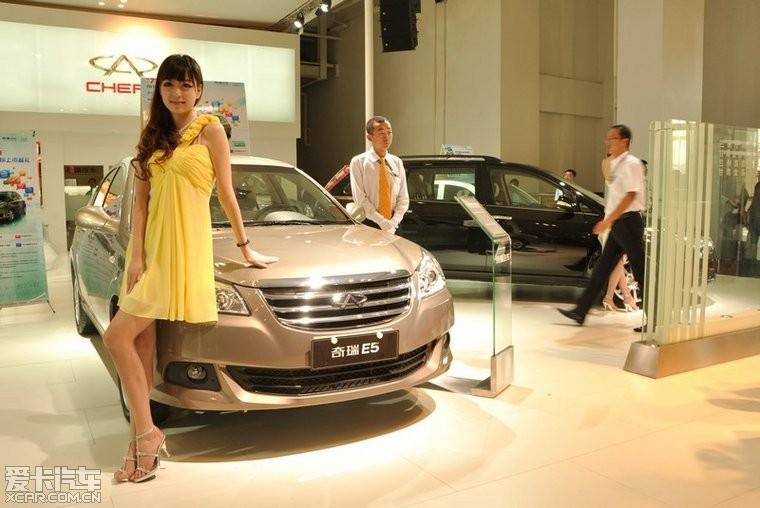 2011第二届中国西部(兰州)国际汽车博览会随拍