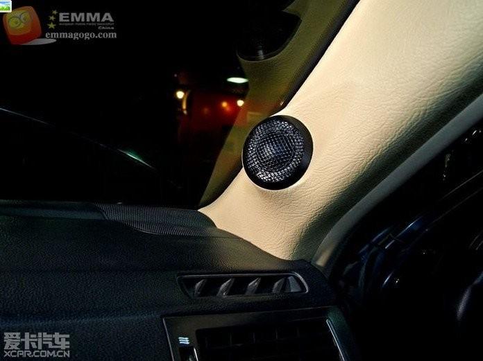 专业汽车音响改装 雪佛兰景程 改装作业高清图片