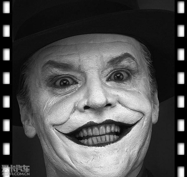 《蝙蝠侠》中的小丑,杰克·尼科尔森&#65279图片
