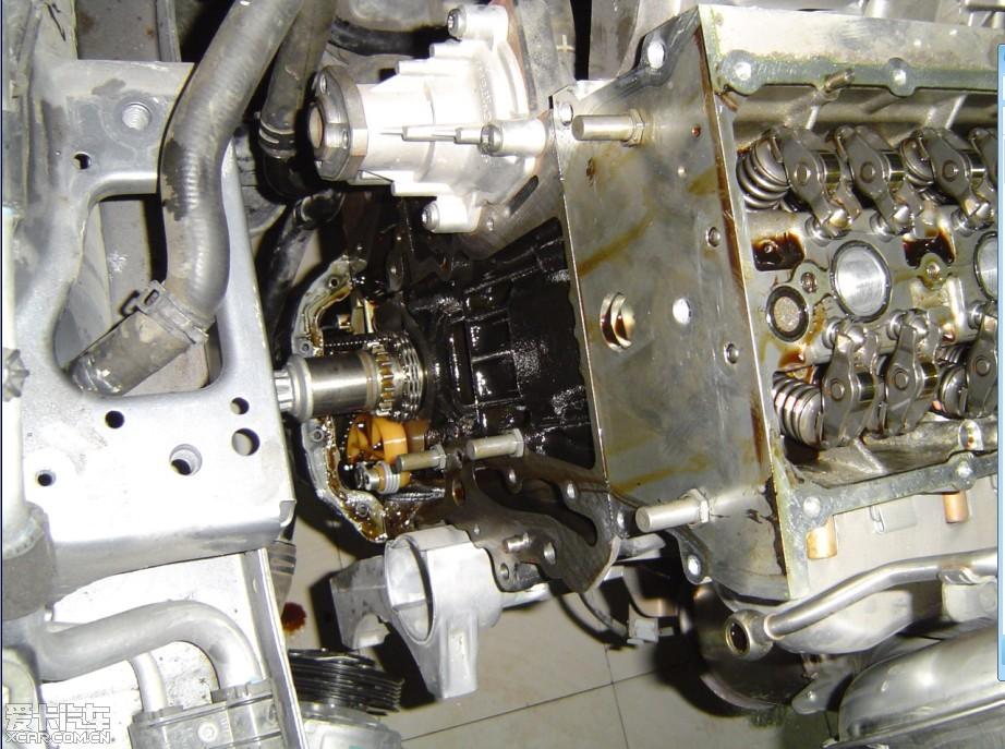 速腾1.4t先是发动机有沙眼换缸盖,现在dsg死亡闪烁换