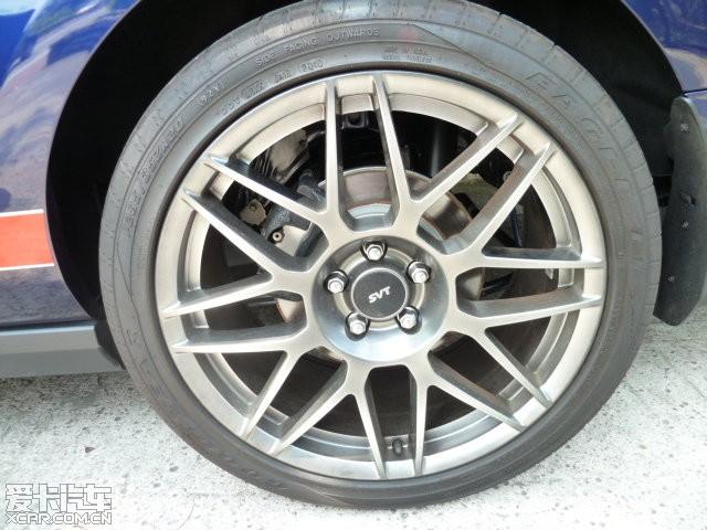 黄江期货 福特野马GT500高清图片