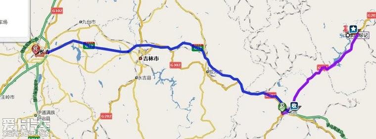 吉林市 敦化地图