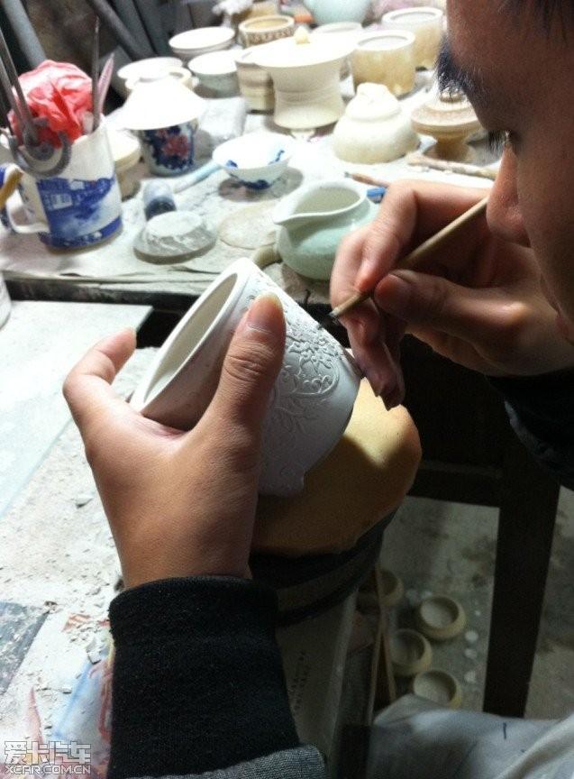 瓷器的制作过程_湖北论坛