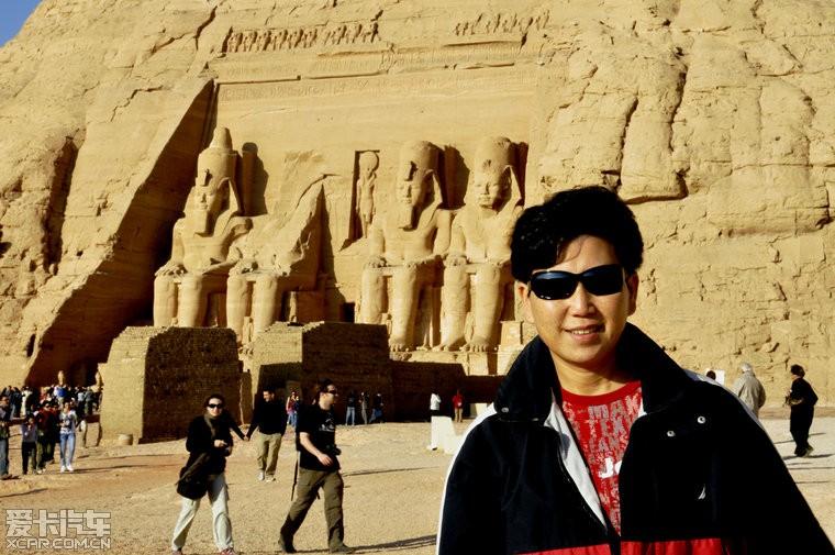 埃及旅游 阿布辛贝神庙