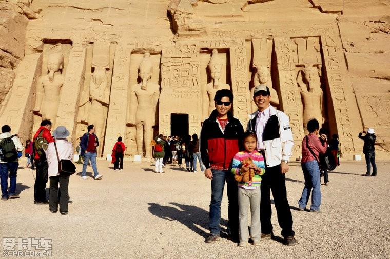 埃及旅游之 阿布辛贝神庙