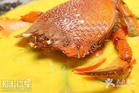 上汤老虎蟹的做法