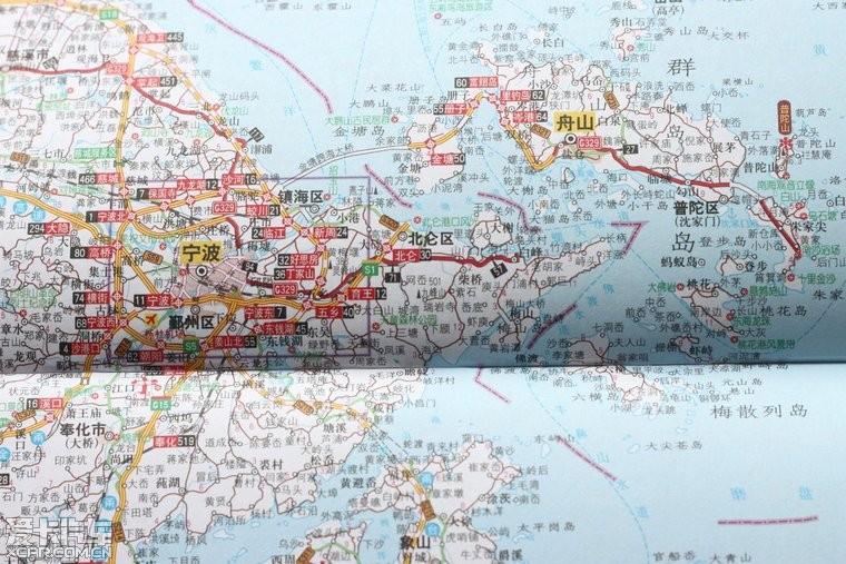 温州到福建地图