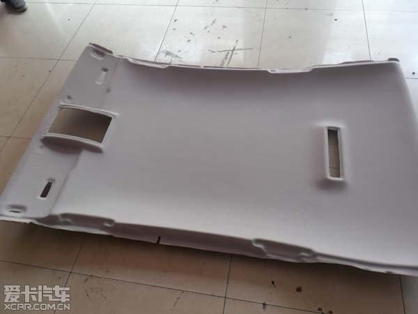 长沙奥迪汽车顶棚翻新修复