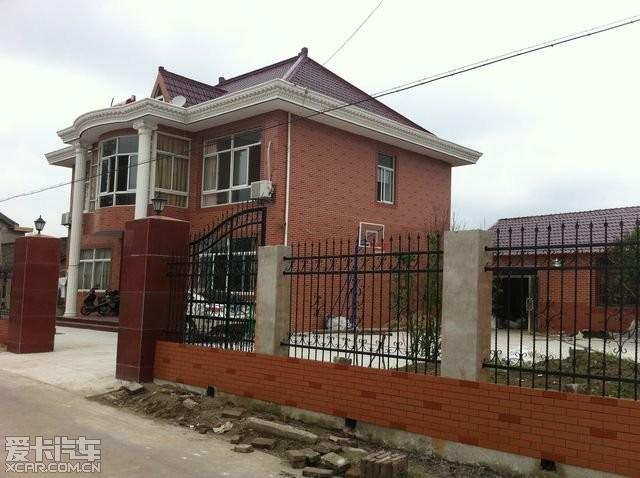 江苏南通农村房子照片