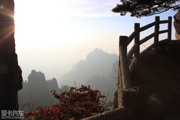上海-金华-南昌-景德镇-黄山-上海1900公里自驾