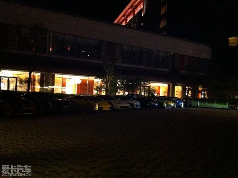 中国SCC超跑俱乐部 广西壮族自治区 10月14号聚集桂林自驾游活动图片