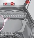 ★明锐★高位刹车灯附加制动灯修理