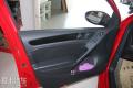 高尔夫GTI汽车音响改装升级,洛阳世界音响