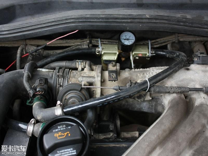 求解决:机油盖打开发现有白色的水珠状_第2页_捷达图片