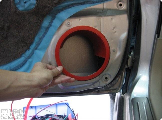 丰田图纸改装阿尔派305S音响和主机v图纸详细花冠侏儒世界放大器图片