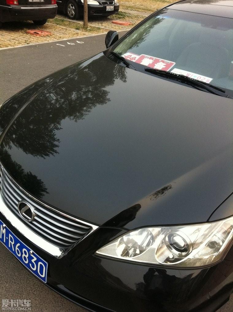 北京出售雷克萨斯es350高清图片