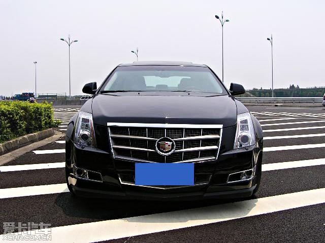 苏州凯迪拉克cts豪华型轿车转让高清图片