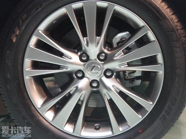 诚心求一套雷克萨斯 轮毂轮胎,有的请飞过来 高清图片
