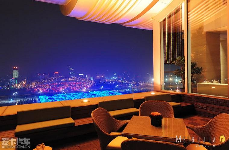 各地酒店照片 七 北京盘古七星酒店