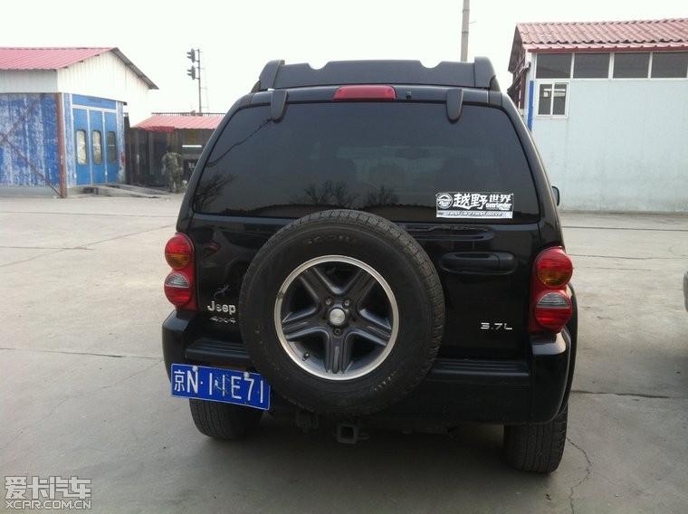 jeep 吉普自由人3.7L高清图片