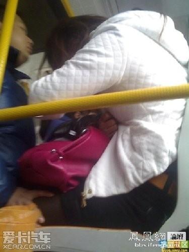 谁还敢坐公交车 - 寒雪 - 寒雪·欢迎您!