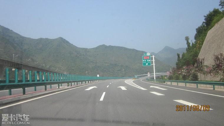 2011西北游记:青海湖-张掖-敦煌-延安-壶口