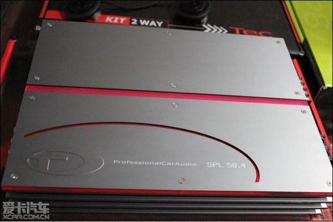 沃尔沃S80汽车音响改装意大利TEC