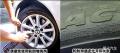 定期给车做保养定期检查轮胎也很重要