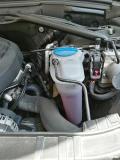 Q5新车3800公里,防冻液位置正常吗?