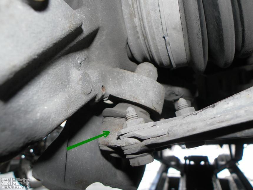 【精华】宝来踩刹车方向盘抖动的维修与保养记图片