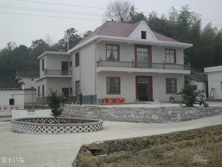 東北農村新房子圖片