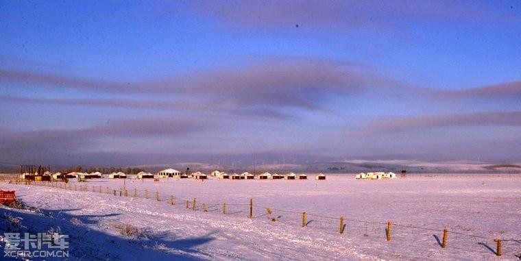 大冷蒙古族乡风景