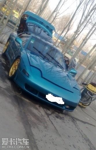 出售 经典翻灯三菱3000GT SL 手波 跑车