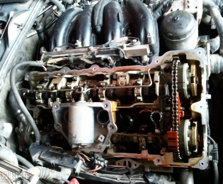 06年 宝马320 烧机油 终极维修方案 成功!一个保养