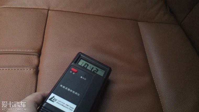 车内辐射问题的实验小报告